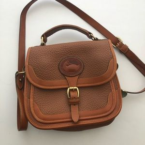 Dooney & Bourke vintage cross body